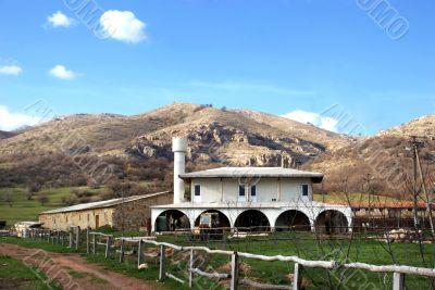rural mosque