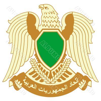 Coat of arms of Libya