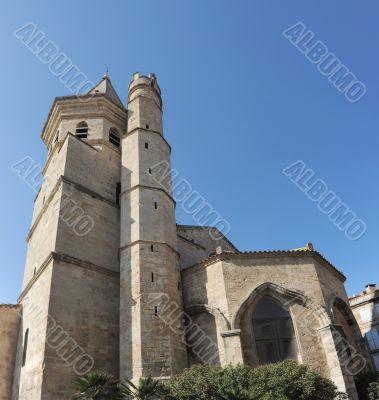 Sainte Madeleine church, Beziers