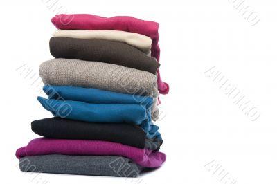 Colored jumper