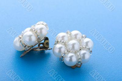 costume jewellery earring