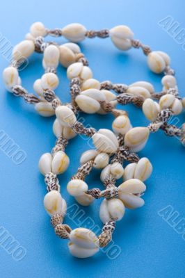 costume jewellery beads macro