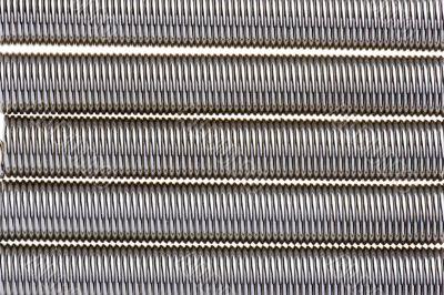 metal spring macro