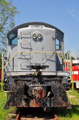 Workhorse Train Locomotive