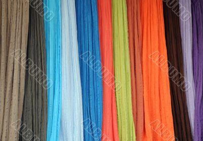 Thin Bright Fabrics