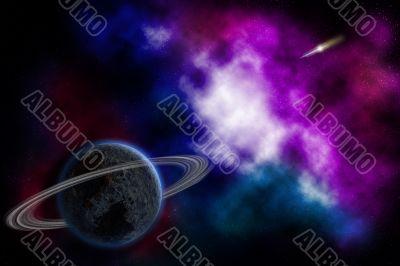 Deep Space oriGinal background