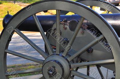 Confederate War Canon