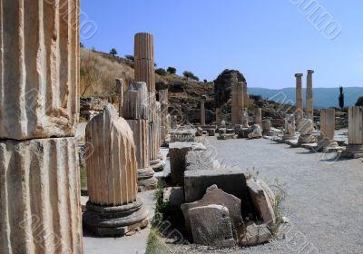 Pillars of Ephesus