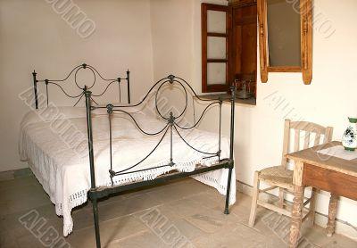 Cyprus old village house interior