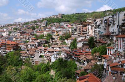 City of Veliko Tarnovo