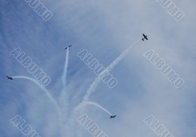 flightshow formation