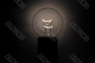 bulb darkly