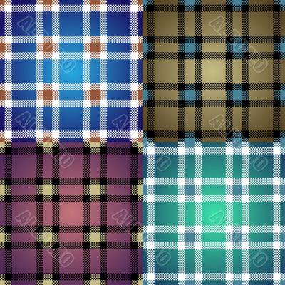 tartan background