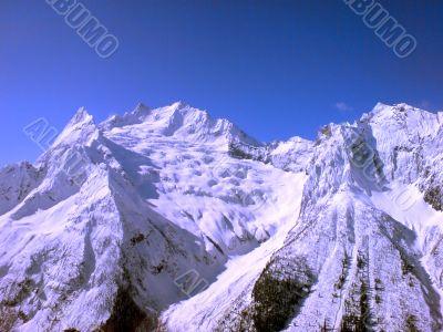 Caucas mountains