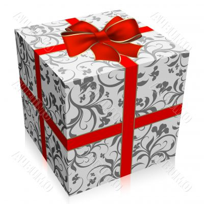 ornate gift box