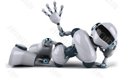 Robot allong
