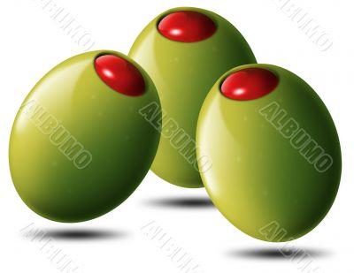 Stuffed olives