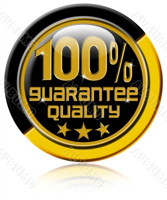 100 percent Quality Guarantee