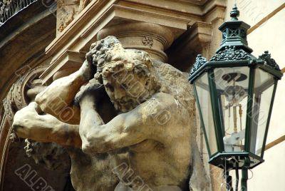 Archirectural Detail in Prague