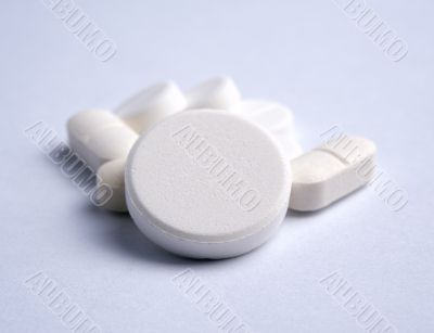 Some of White pills