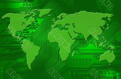 international internet connectivity