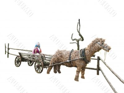 Horse Carriage old