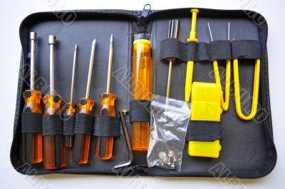 Computer technician repair kit