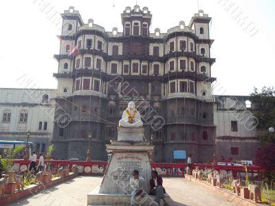 rajwada of ahilya bai holkar