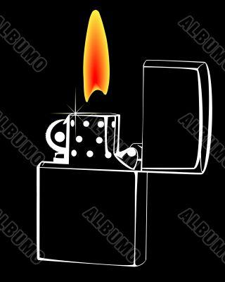 gasoline lighter