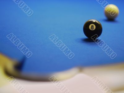 Billiard - One Move to Victory