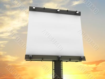 Billboard vertical