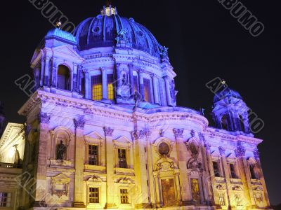 Berlin - Berliner Dom by Night