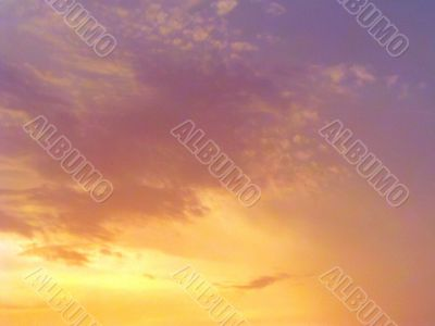 Sunset in Tropical Areas 3