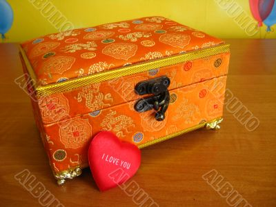 the gift for sweetheart