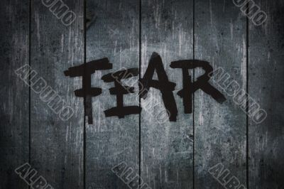 fear background