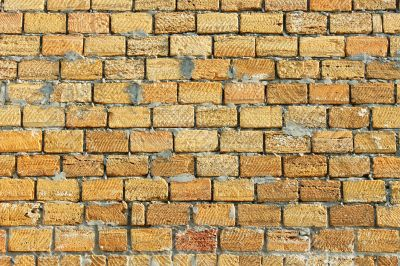 Texture of limestone wall