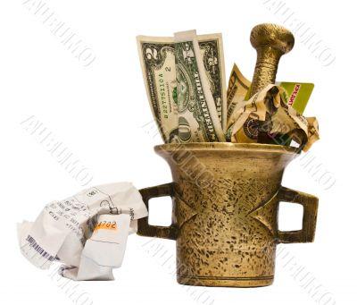 Mortar  dollar