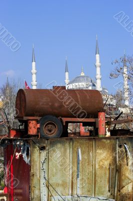 Poverty in Istanbul