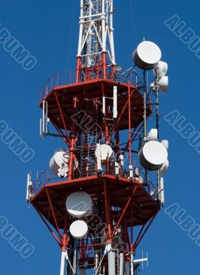 Modern communication antennas