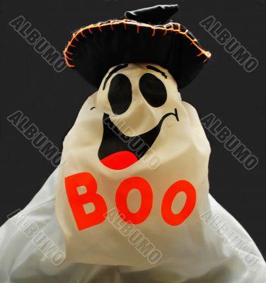 A Friendly Ghost