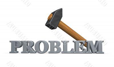 resolve problem