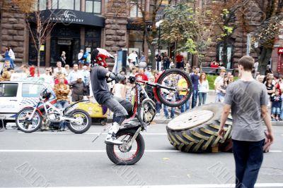 sportsman motorcyclist