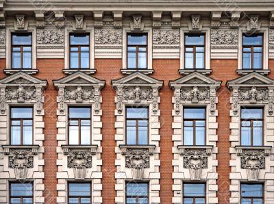 Facade of Hotel National
