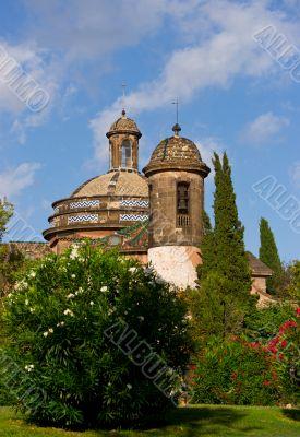 old church in spanish park