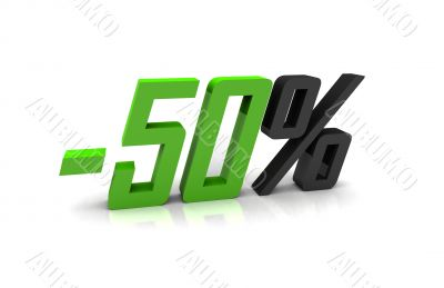 Discount Sale Symbols