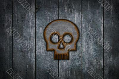 rusty pirate symbol