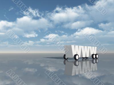 www on wheels