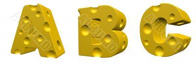 cheese abc