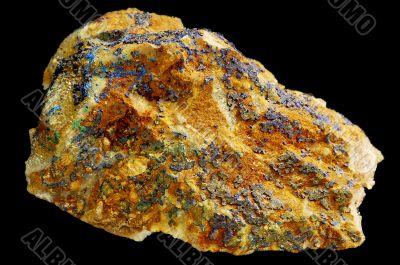 Lazurite mineral