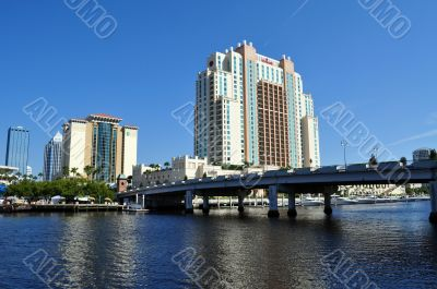 Tampa Bay, Downtown